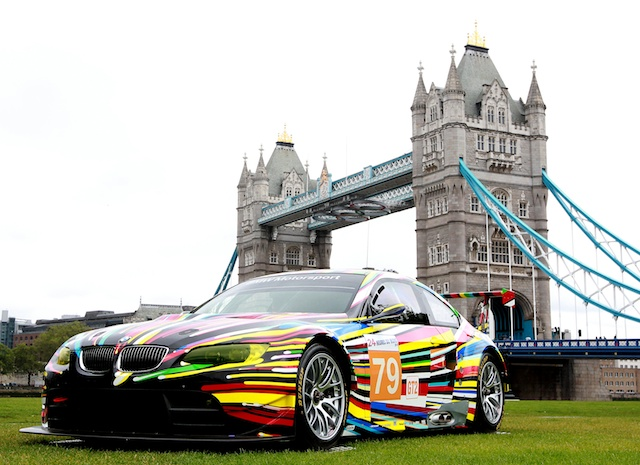 BMW Art Drive Car