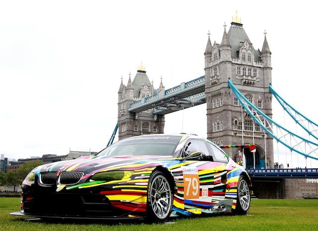 BMW Art Drive Car