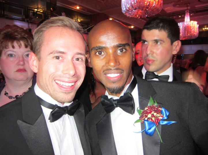 ManAboutTown_UK and Mo Farah