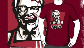 The Walking Dead Season 3 KFC