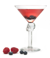 Crystal Head Vodka Cocktail