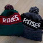 Roses Beanie