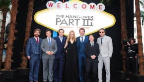 The Hangover Part 3 European Premiere - London
