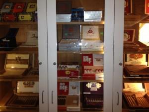 Rhumbar Cigar Selection