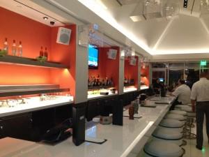 Rhumbar inside Bar