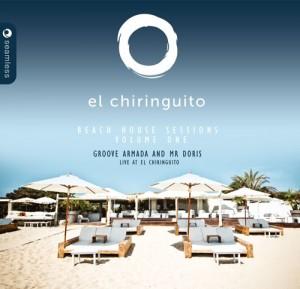 El Chiringuito Beach House Sessions Volume One Packshot HI RES