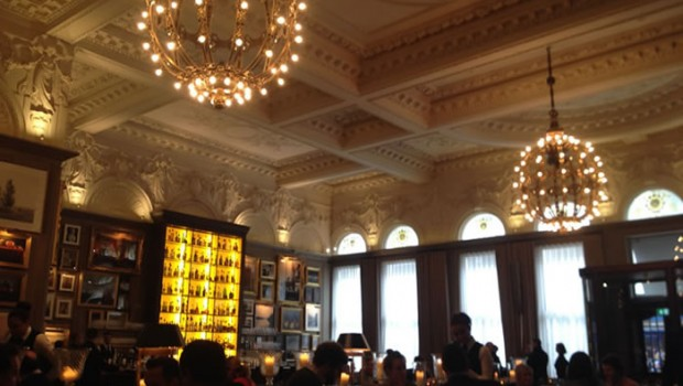 Berners Tavern Restaurant