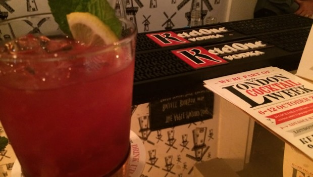 London Cocktial Week 2014