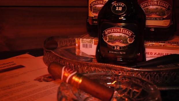 Appleton Estate- Romeo y Julieta Cigar Pairing