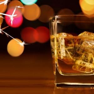 Christmas Whiskey and Bourbon