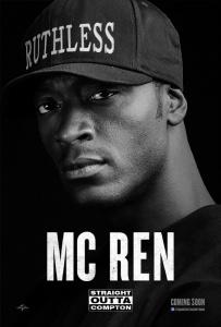 Straight Outta Compton MC Ren