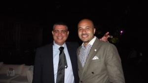 Hunters Frankau Summer Party - Asbel Morales Havana Club