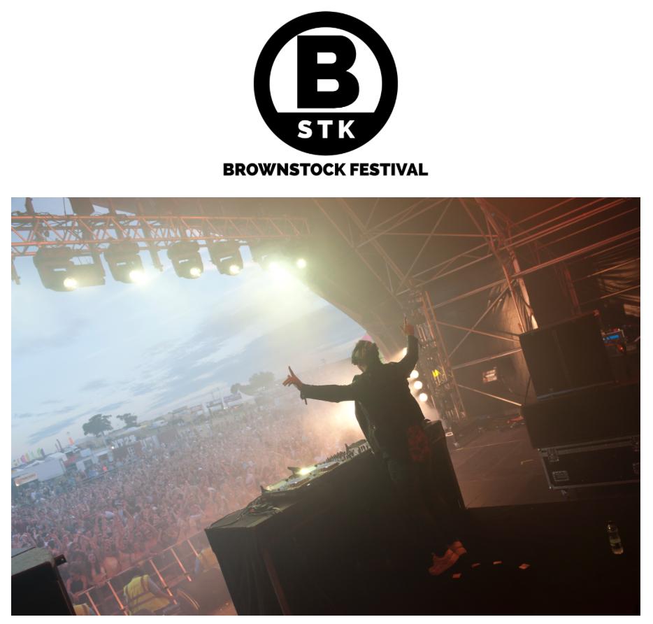Brownstock festival