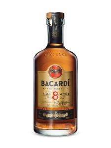 Bacardi 8 Year